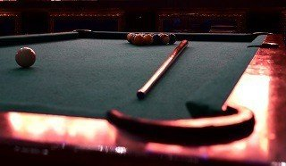 Professional pool table setup in Castle Rock content img2